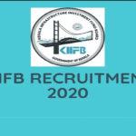 KIIFB Jobs Recruitment 2020